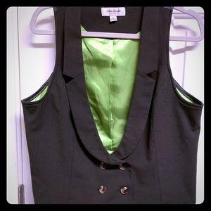 Women vest by Isaac Mizrahi size XL